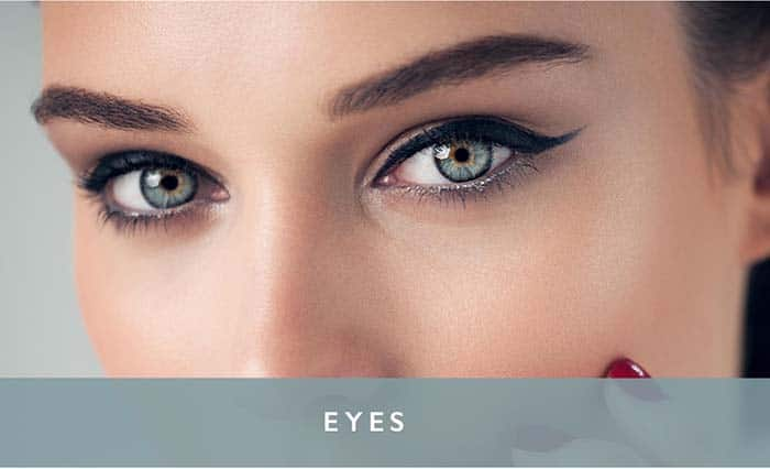eye permanent makeup eyeliner tattoo
