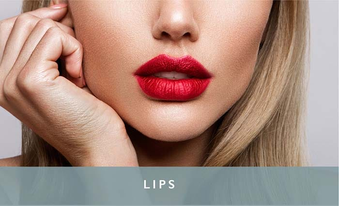 Lip permanent makeup lip tattoo lip liner