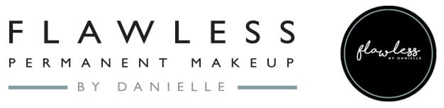 Flawless By Danielle Desktop Logo